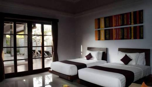 The Wolas Villas and Spa Bali - Kamar