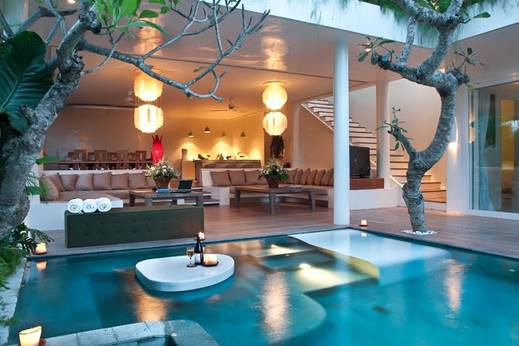 Villa Umah Pesisi Bali - Kolam Renang