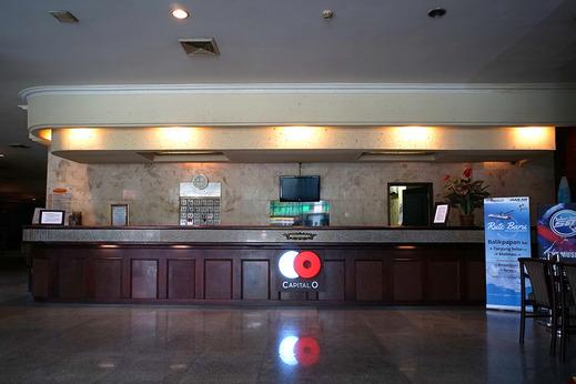 Capital O 1735 Adika Bahtera Hotel Balikpapan - Reception