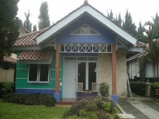 Villa Kota Bunga Anggrek Cianjur - Exterior