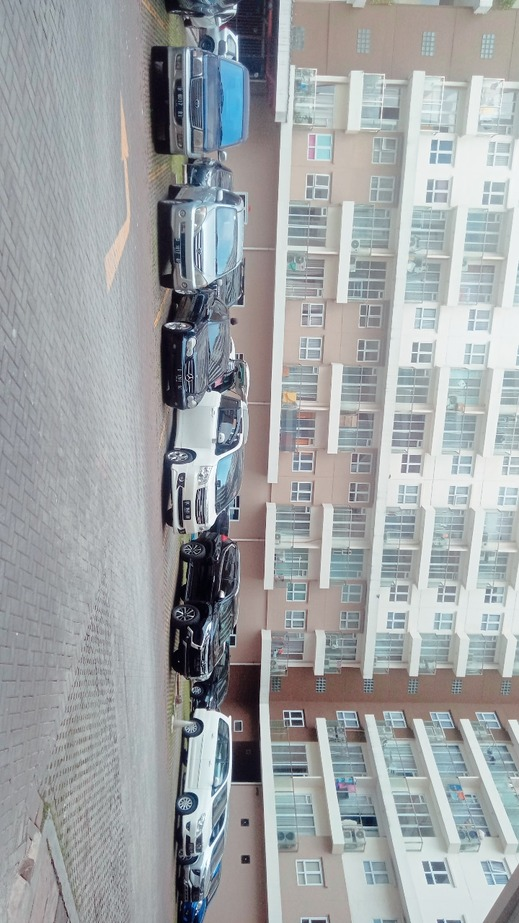 Gateway Pasteur Apartment by SM Bandung - Parking Area
