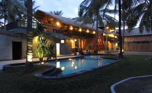 Gili Klapa Hostel Lombok - Kolam Renang