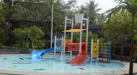 Kampung Sumber Alam Garut - Kids Pool