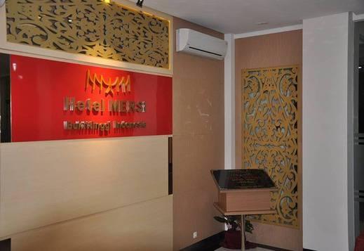 Hotel Mersi Bukittinggi - Lobi