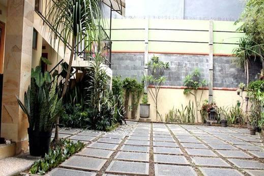 Mulyasari Guest House Syariah Bandung - Eksterior