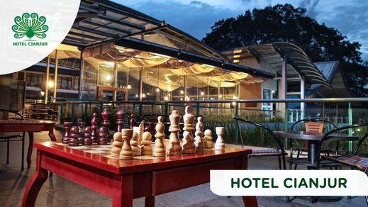 Hotel Cianjur Cianjur - Pemandangan sore