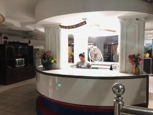 The Pilihan Hotel Sorong - Reception
