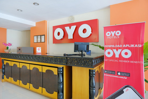 OYO 206 Hotel Candra Kirana Yogyakarta - Reception