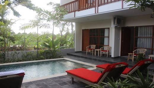 Abyan Guesthouse Bali - Pool