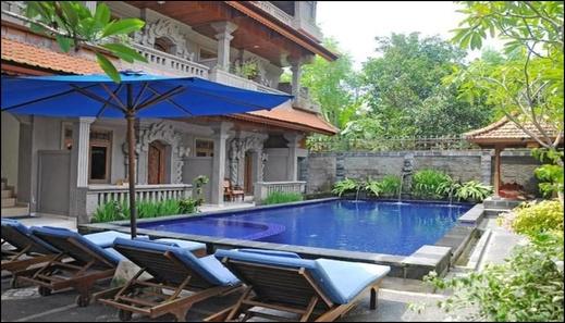 Puri Dewa Bharata Hotel Jimbaran Bali - pool