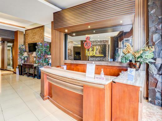 CAPITAL O 3932 Hotel Setrasari Bandung - Reception