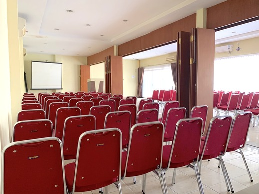 Parma City Hotel Pekanbaru - Ruang meeting