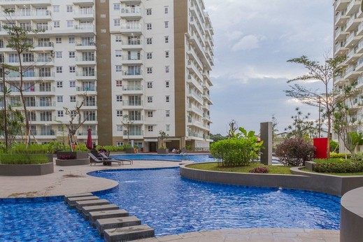 RedDoorz Apartment @ Gateway Pasteur Bandung - Pool