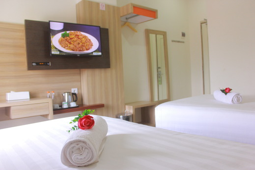 Garden Hotel Majalengka Majalengka - Room