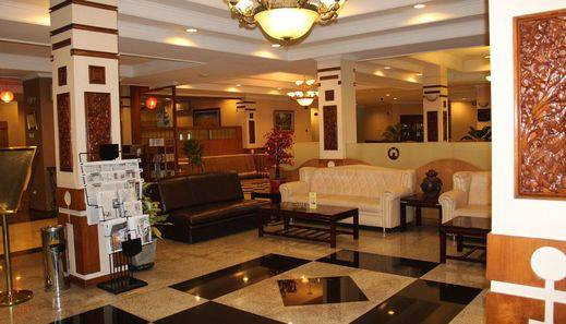 Citra Inn Hotel International & Restaurant Bekasi - Lobi