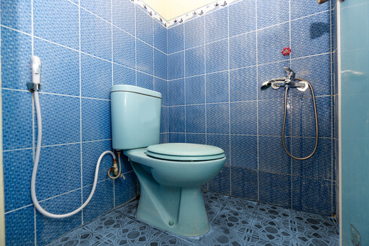 OYO 1791 Griya Boytown Solo - Bathroom