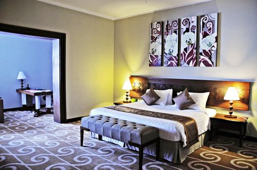Grand Hotel Preanger Bandung - Guestroom