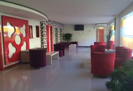 NIDA Rooms Sabara 9 Kendari - Interior