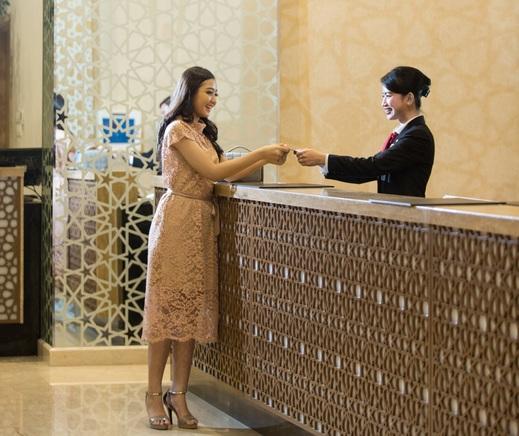Hotel Santika Gresik Gresik - Employee