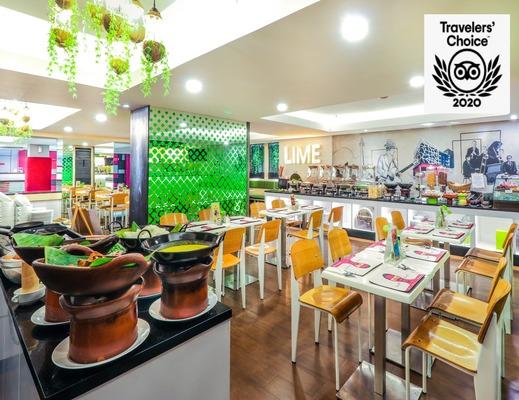 favehotel Gatot Subroto - Lime Restaurant