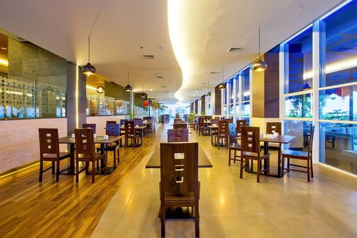 Hotel Horison Ultima Bekasi - Restaurant