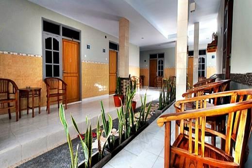 NB Bali Guest House Bali - Teras