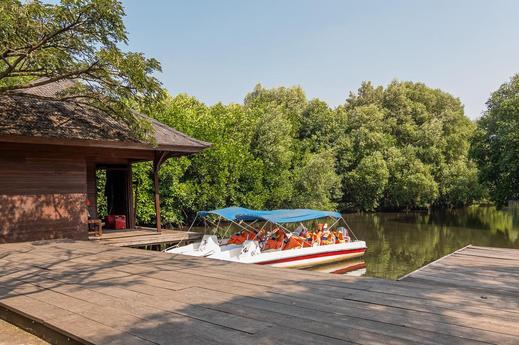 RedDoorz Resort @ Taman Wisata Mangrove Jakarta - Photo