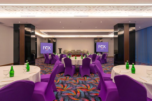 FOX Hotel Jayapura Jayapura - Meeting Room