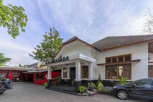 Hotel Kalimasada Bandung - Eksterior