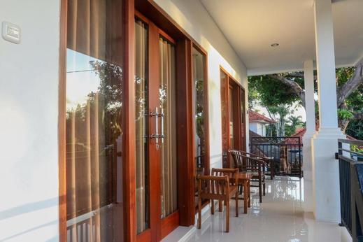 Sekar Waru Homestay Bali - Balcony