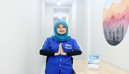 Kamar Keluarga Petojo Jakarta - Reception