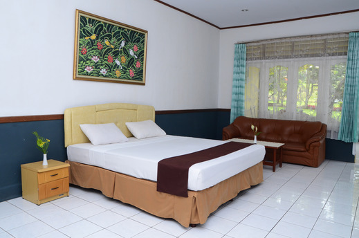 Gardena Hotel & Resort Puncak - Double