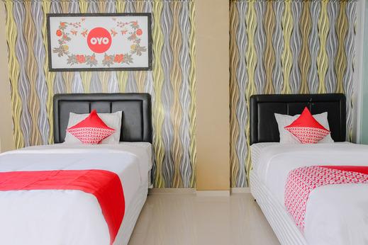 OYO 1024 Palem Asri Residence Syariah Malang - Guestroom