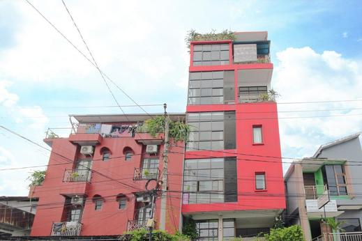 Airy Syariah Telaga Sari Prapatan 5 Balikpapan - Hotel Building