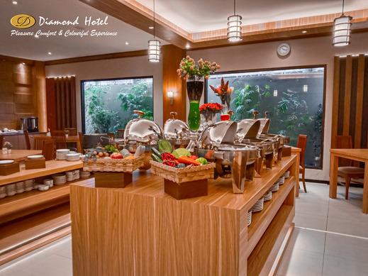 Diamond Hotel Samarinda - Resto