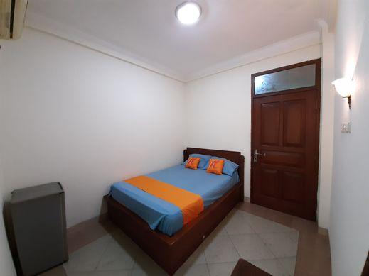 Nusalink Near Karet Pedurenan 38 Jakarta - Bedroom