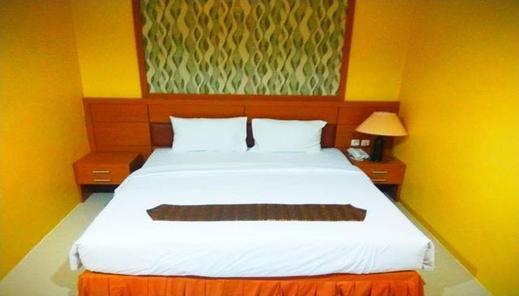 Saga Murni Hotel Pesisir Selatan - room