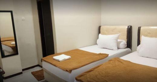 Hotel Omah Ampel Surabaya - Bedroom