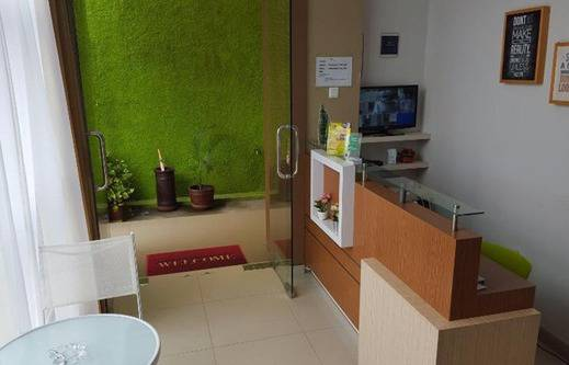 Top Residence Semarang - Lobi