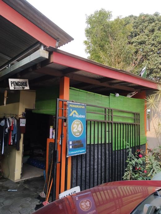 Primadona Homestay Yogyakarta - Exterior