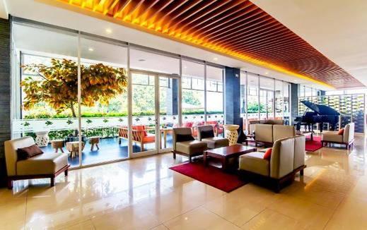Moscato Hotel & Cafe Lembang -