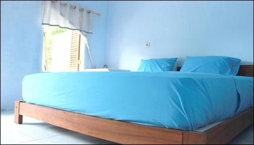 Tetebatu Indah Homestay Lombok - room