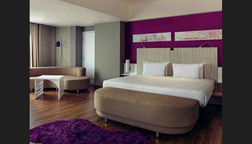 Mercure Convention Center Ancol - Guestroom