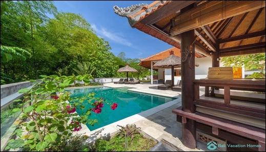 Villa Udara Bali - pool