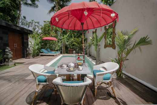 The Secret Jungle Villas by Premier Hospitality Asia Bali - Pool- Green