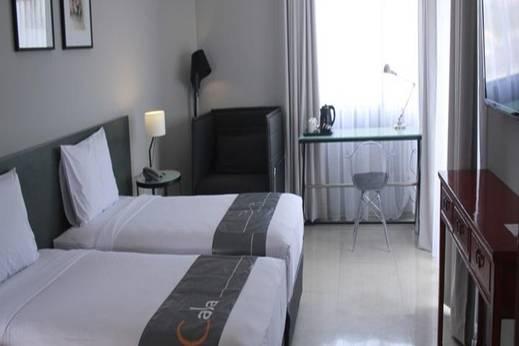 Scala Bed and Beyond Bali - Kamar Tamu