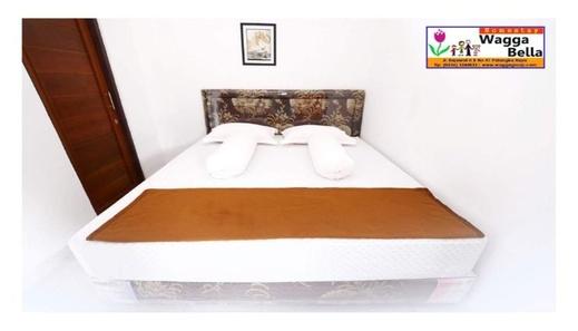 Wagga Bella Homestay Palangka Raya - Bedroom