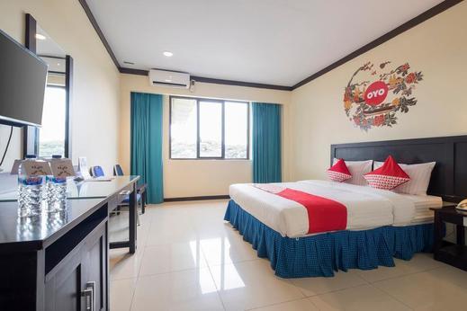 OYO 329 Hotel Darma Nusantara 2 Makassar - Bedroom