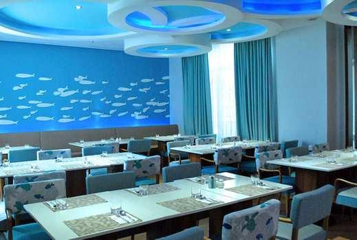 Aston Marina Ancol Hotel and Residence Marina - Restaurant