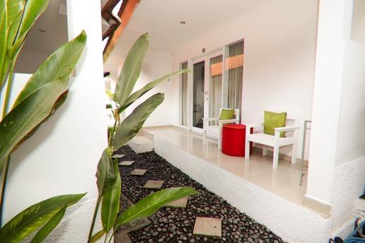 White Dove Villa Resort Bali - Standard Room